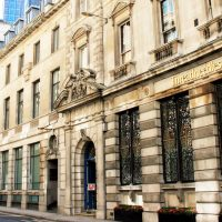 New offices close to Bank of England