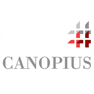 Our Client - Canopius Logo